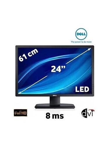 "Dell U2412M 24"" 8ms ANALOG+DVI+DP FHD IPS LED MONİTÖR Renkli"